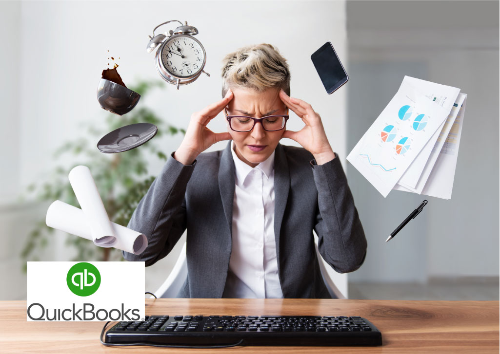 Quickbooks in the REAL WORLD Learning Program - Desktop Version